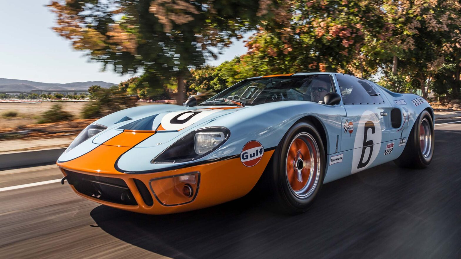 Superformance 1969 GT40 MKI Extra Widebody