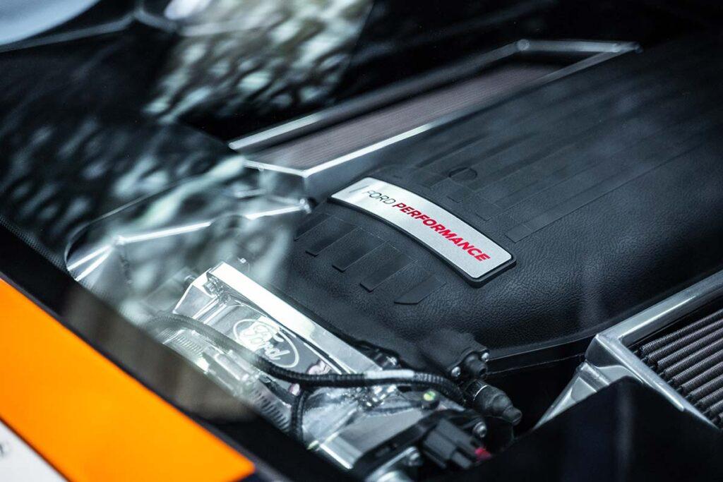 Superformance 1969 GT40 MKI Extra Widebody