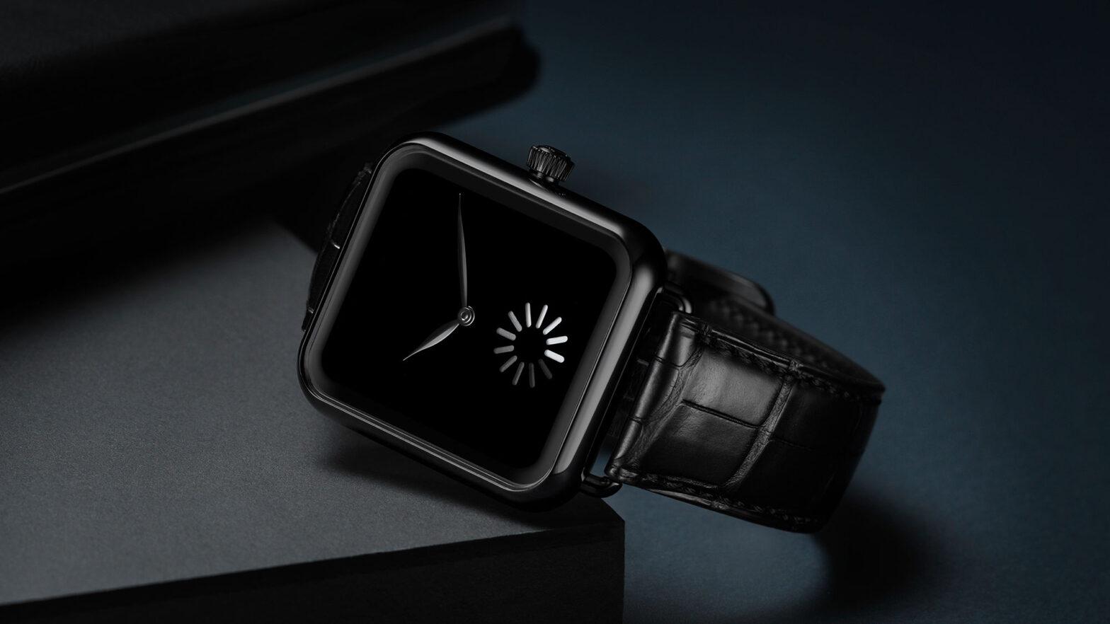 Swiss Alp Watch Final Upgrade Luxury Watch