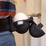 Tactical Belt-mounted Egg Holster Because, At Some Point, Everyone Needs To Holster An Egg