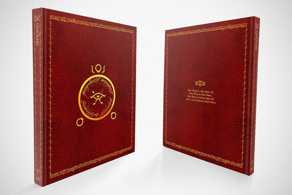 The One Ring Roleplaying Game Second Edition