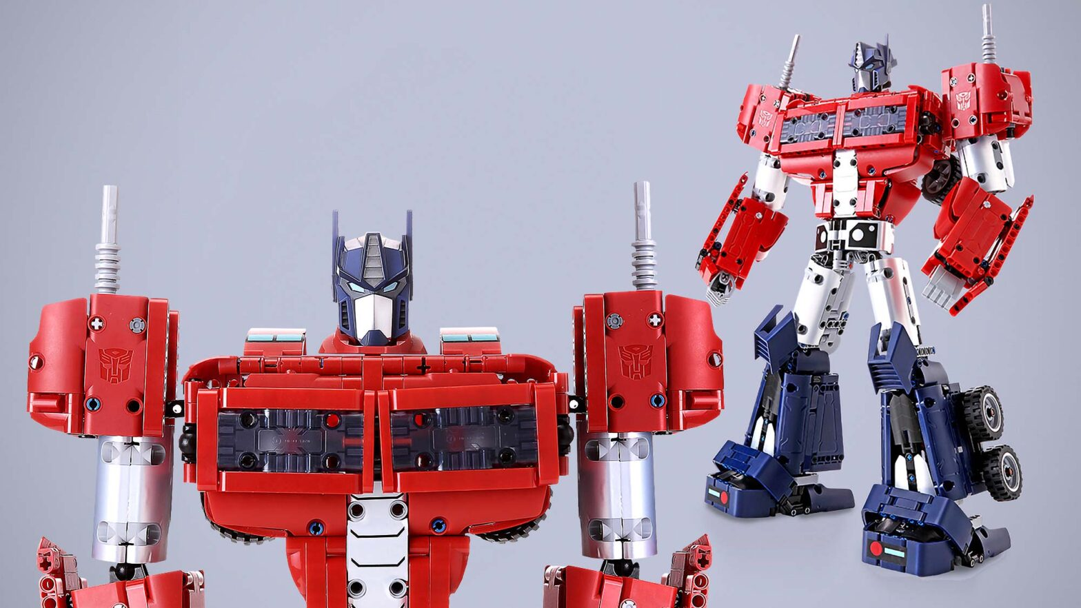 Xiaomi Nezha x Transformers Optimus Prime