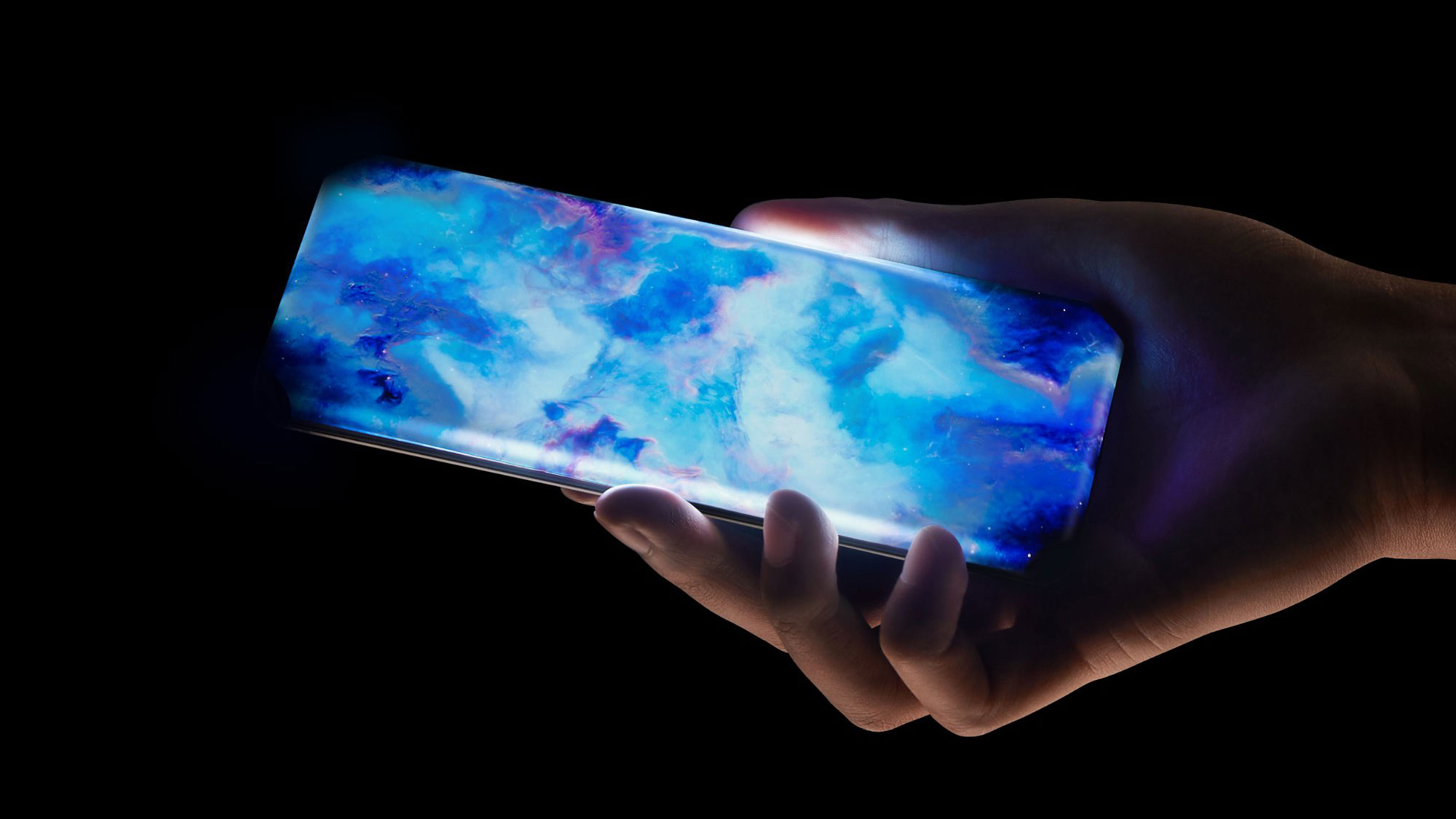 Xiaomi Quad-curved Waterfall Display Concept Smartphone