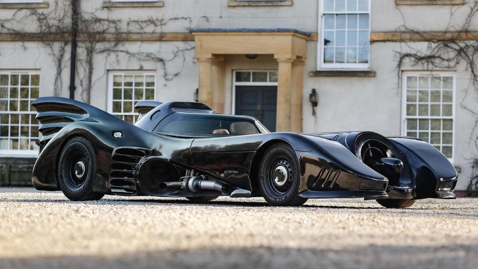 1965 Ford Batmobile Re-creation Bonhams Auction