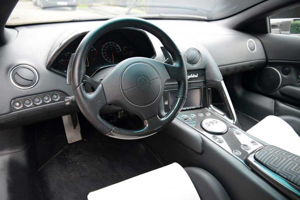 2012 Lamborghini Murcielago Versace Coupe for Sale