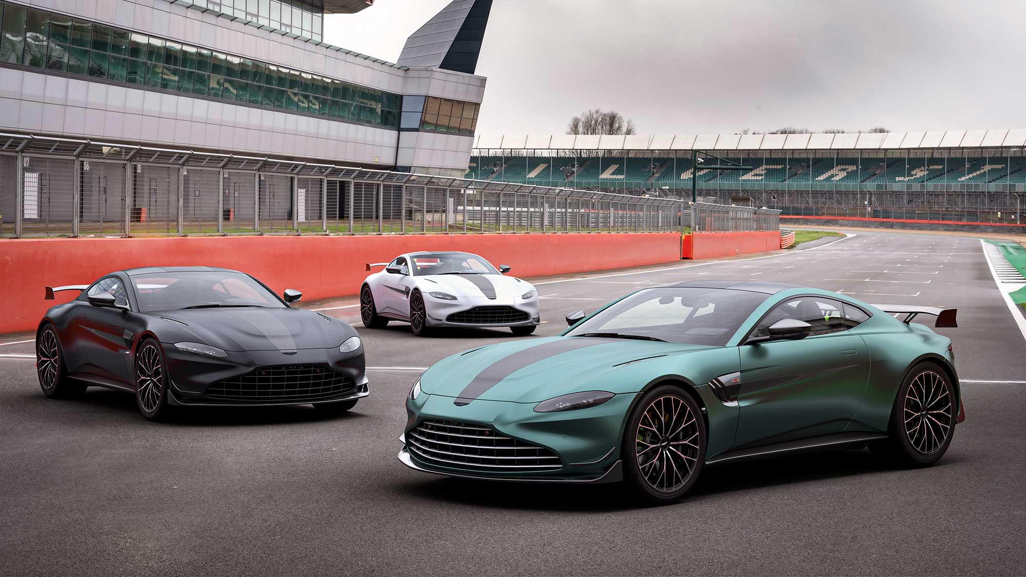 2021 Aston Martin Vantage F1 Edition A Very Powerful Pace Car Money Can Buy Laptrinhx News