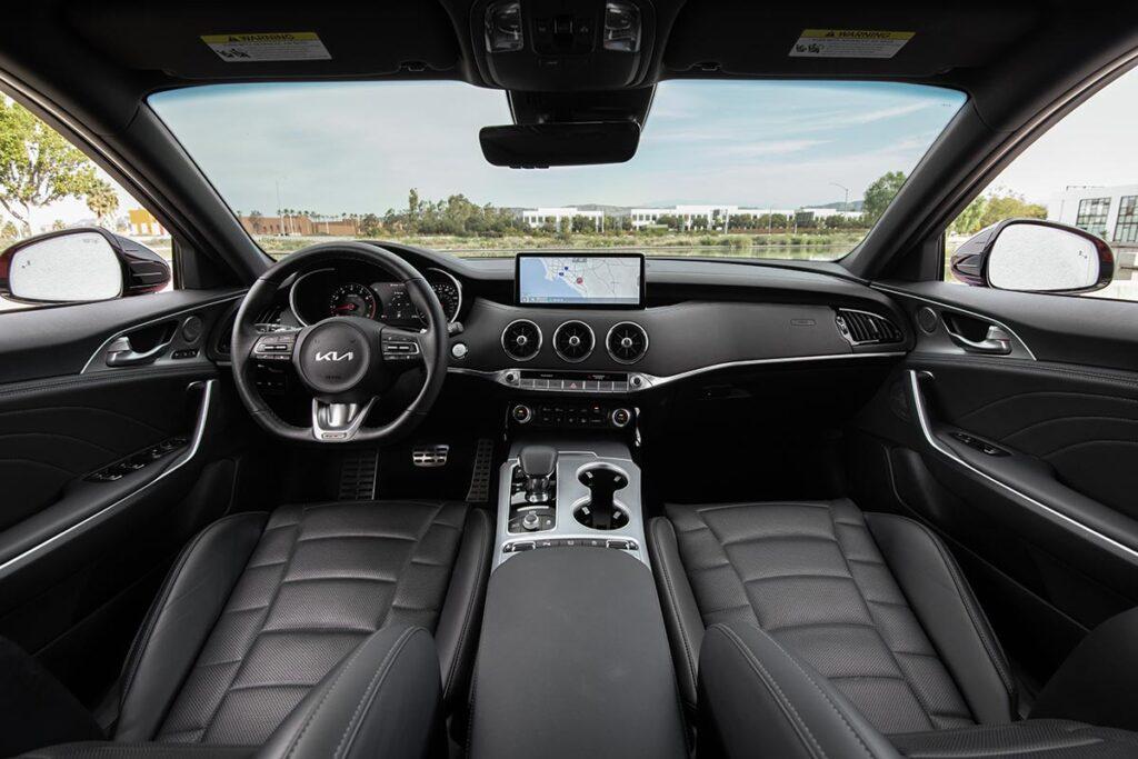 2022 Kia Stinger GT Gran Tourer
