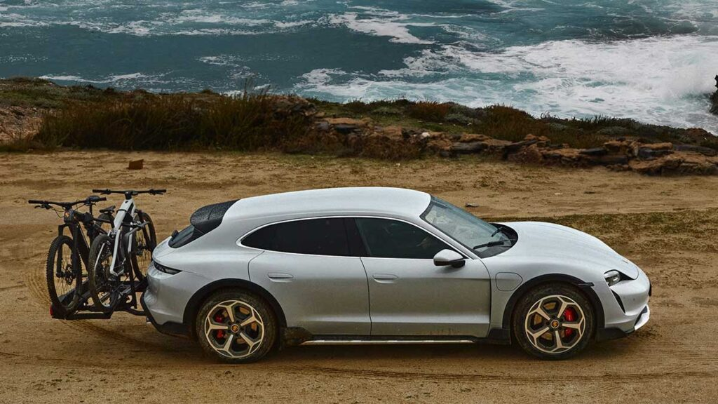2022 Porsche Taycan Cross Turismo Electric Vehicle