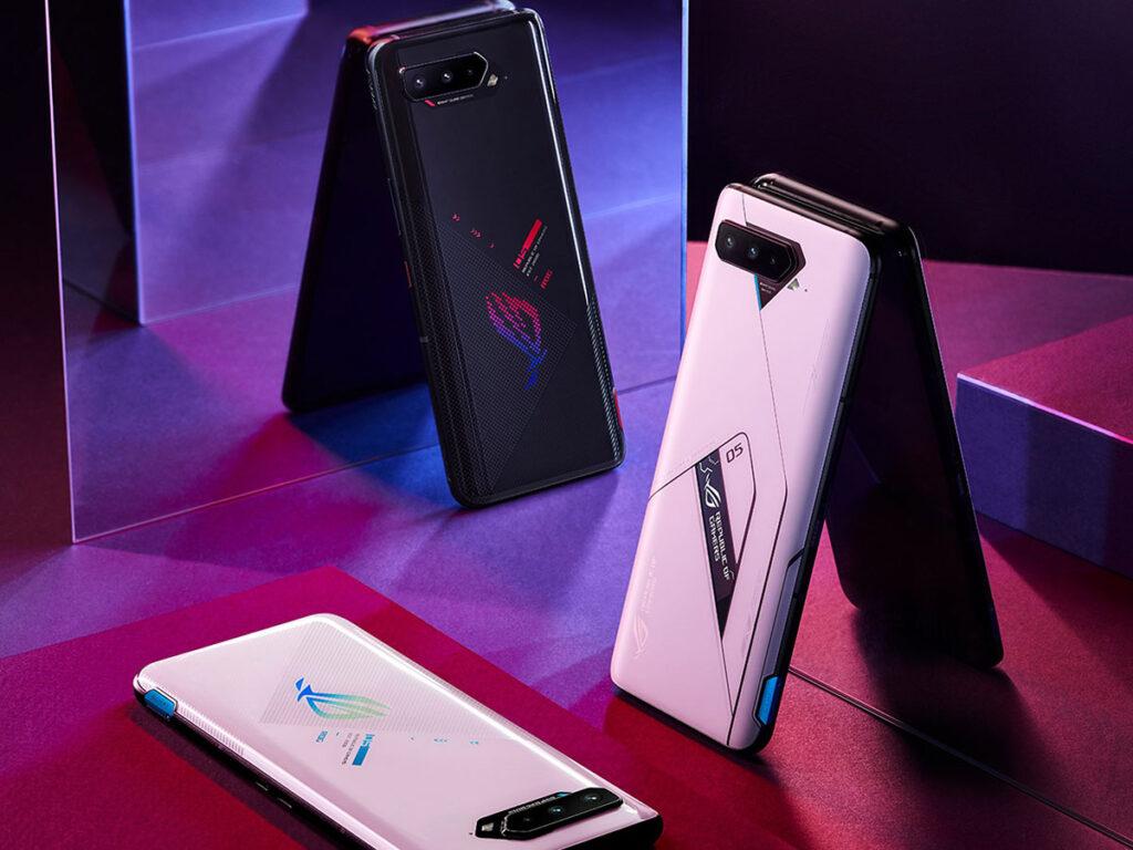 ASUS ROG Phone 5 Gaming Smartphone