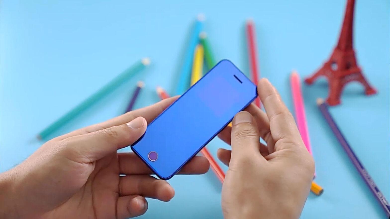 ATMAN R9 Mobile Phone a Semi Smartphone