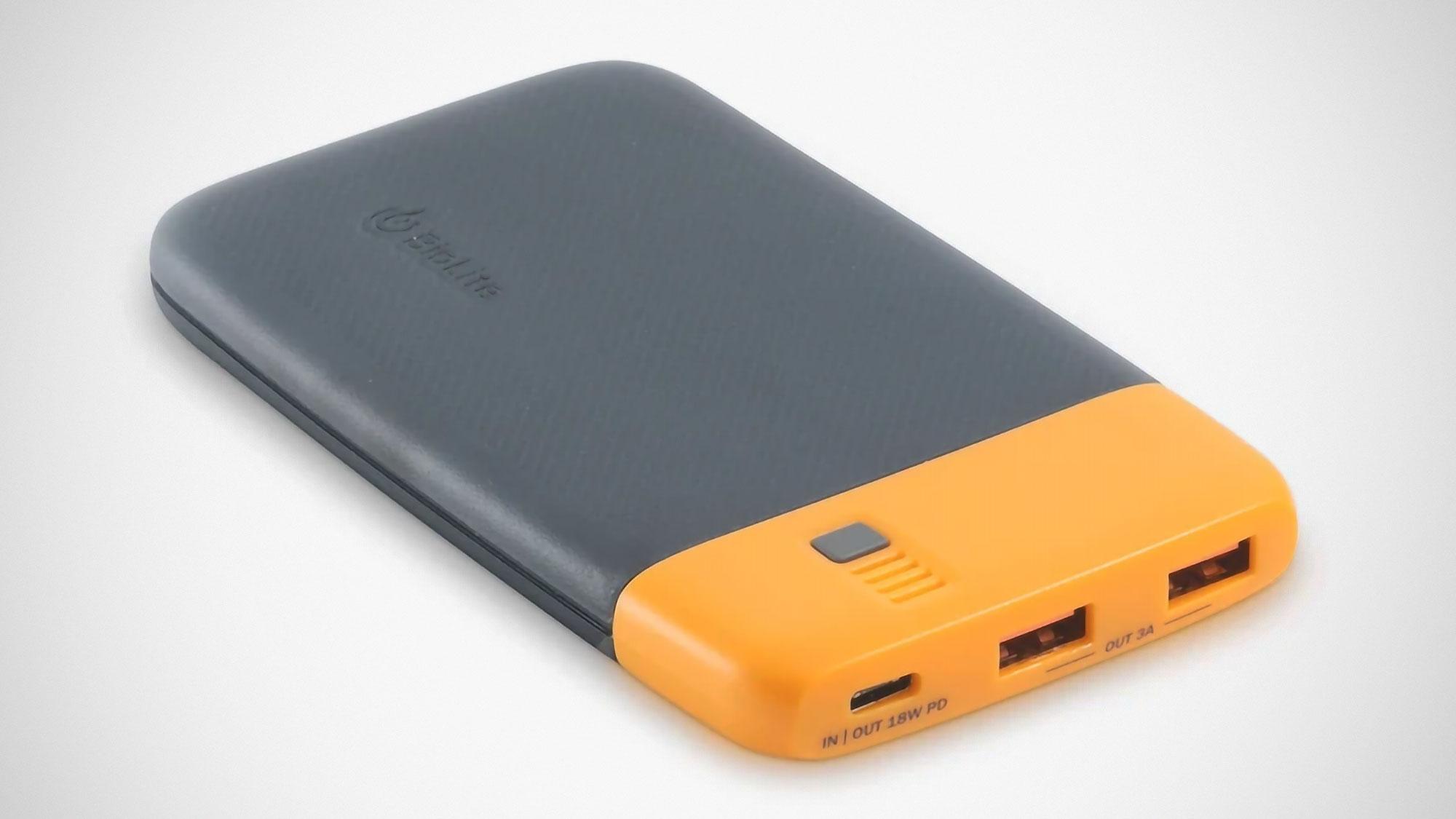 BioLite Charge 20 PD USB-C PD Powerbank