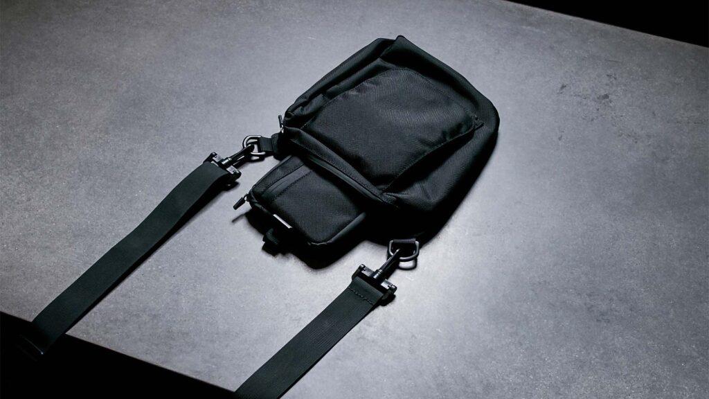 Bolstr Utility Pocket Crossbody Bag Indiegogo