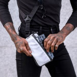 Bolstr Utility Pocket Is A Tiny Crossbody Bag For Men, Eliminates Bulging Pockets