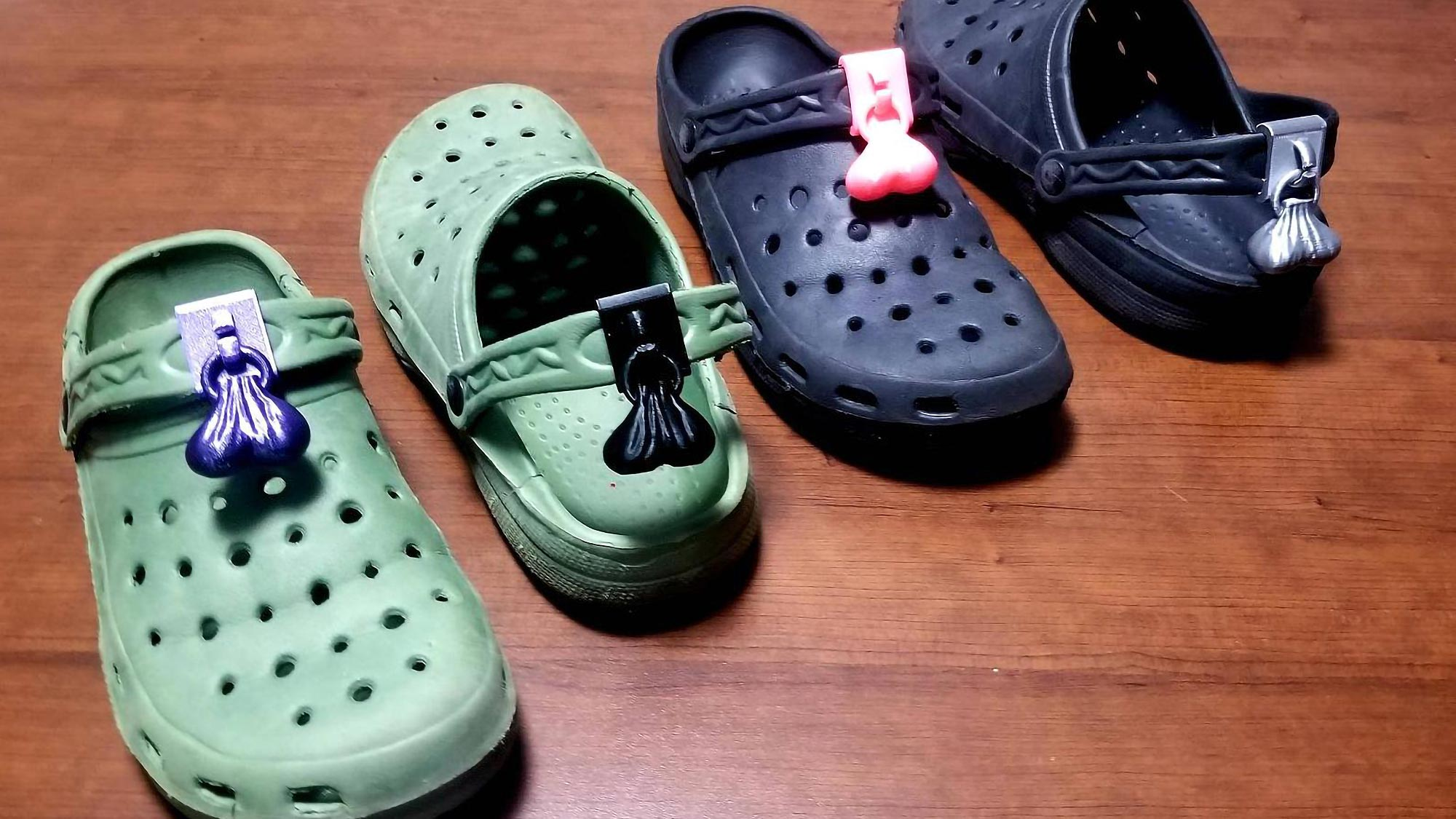 Croc Balls for Crocs by DaddysToyDrawer on Etsy