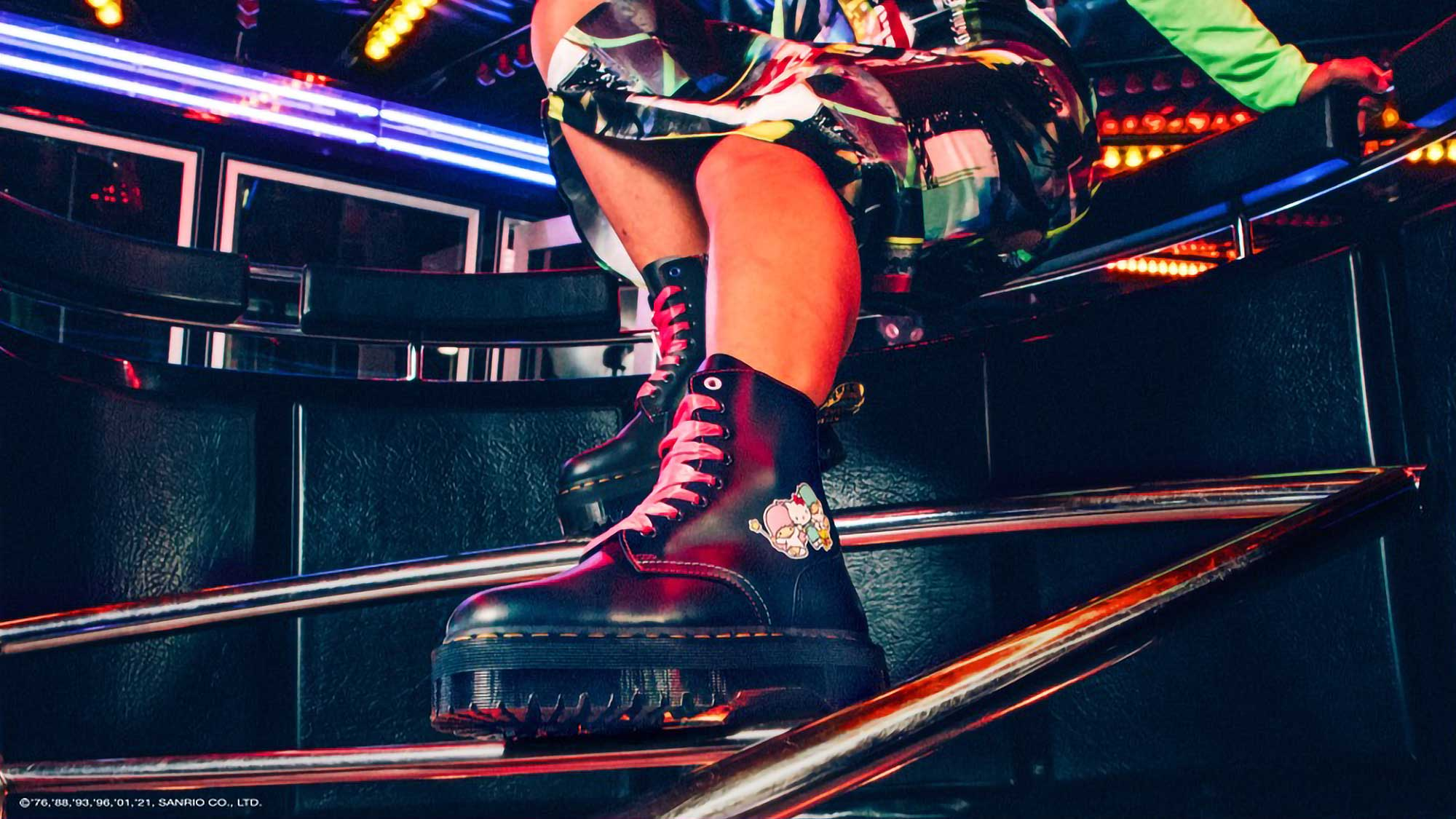 Dr. Martens x Hello Kitty and Friends Collection