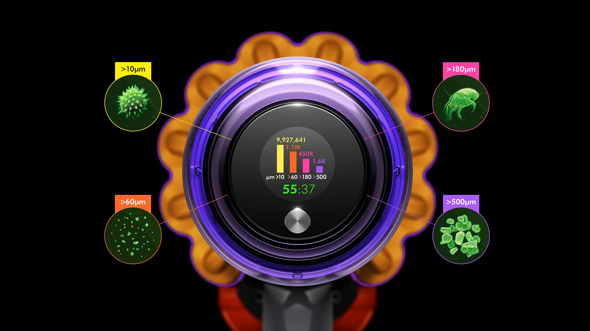 Dyson V15 Detect Cordless Stick Vacuum