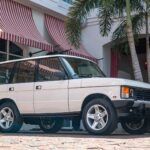 This Electric Range Rover Classic Is The World's First Tesla-powered Range Rover Classic