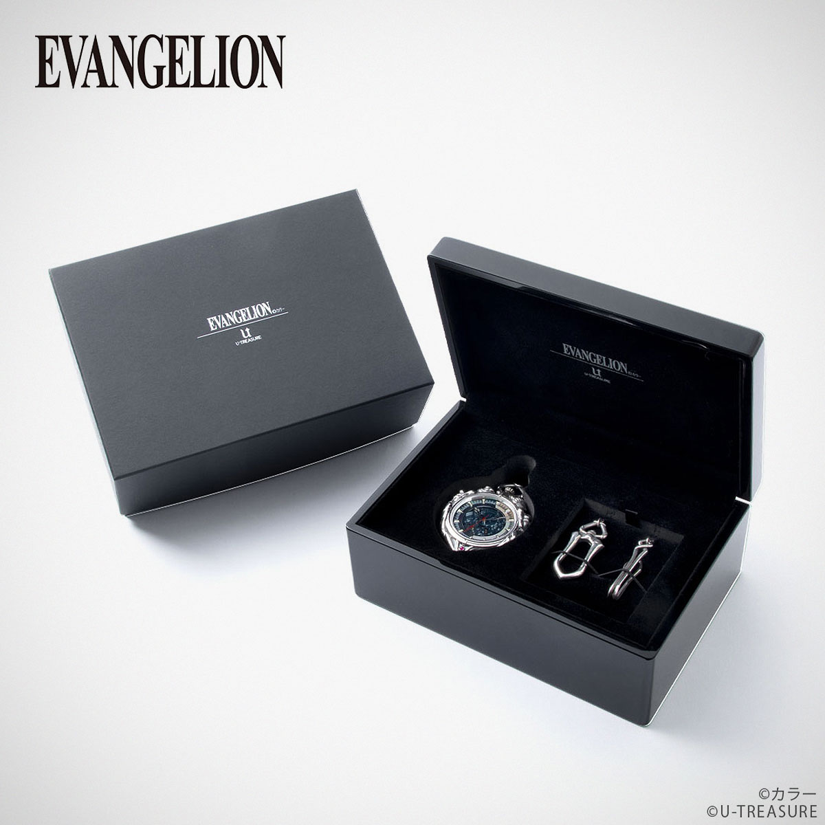 EVA x U-Treasure Rei Ayanami Pocket Watch
