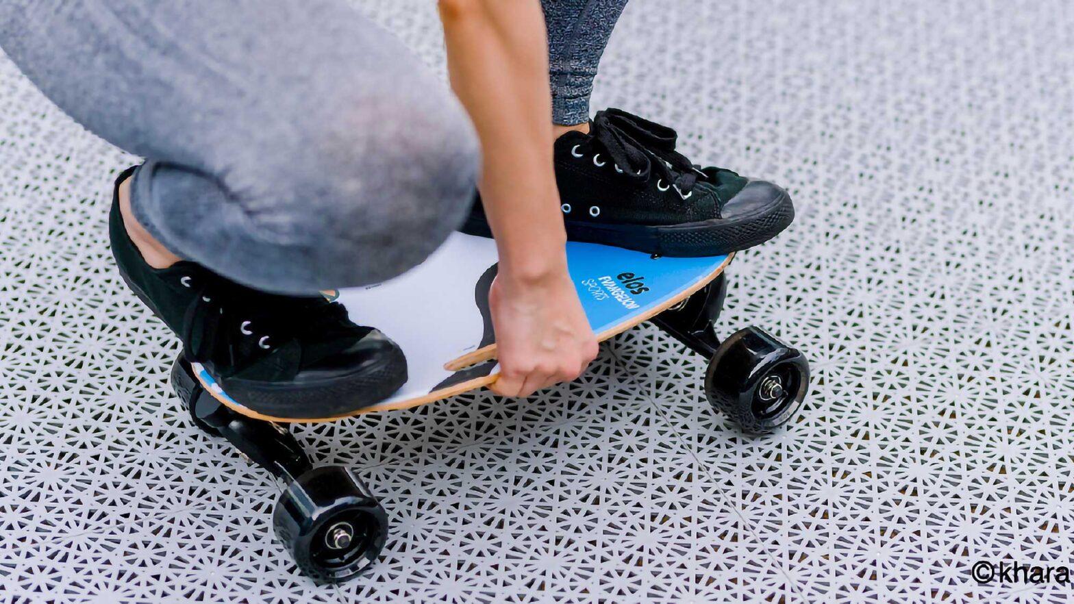 Elos x EVA Sports Evangelion Skateboards