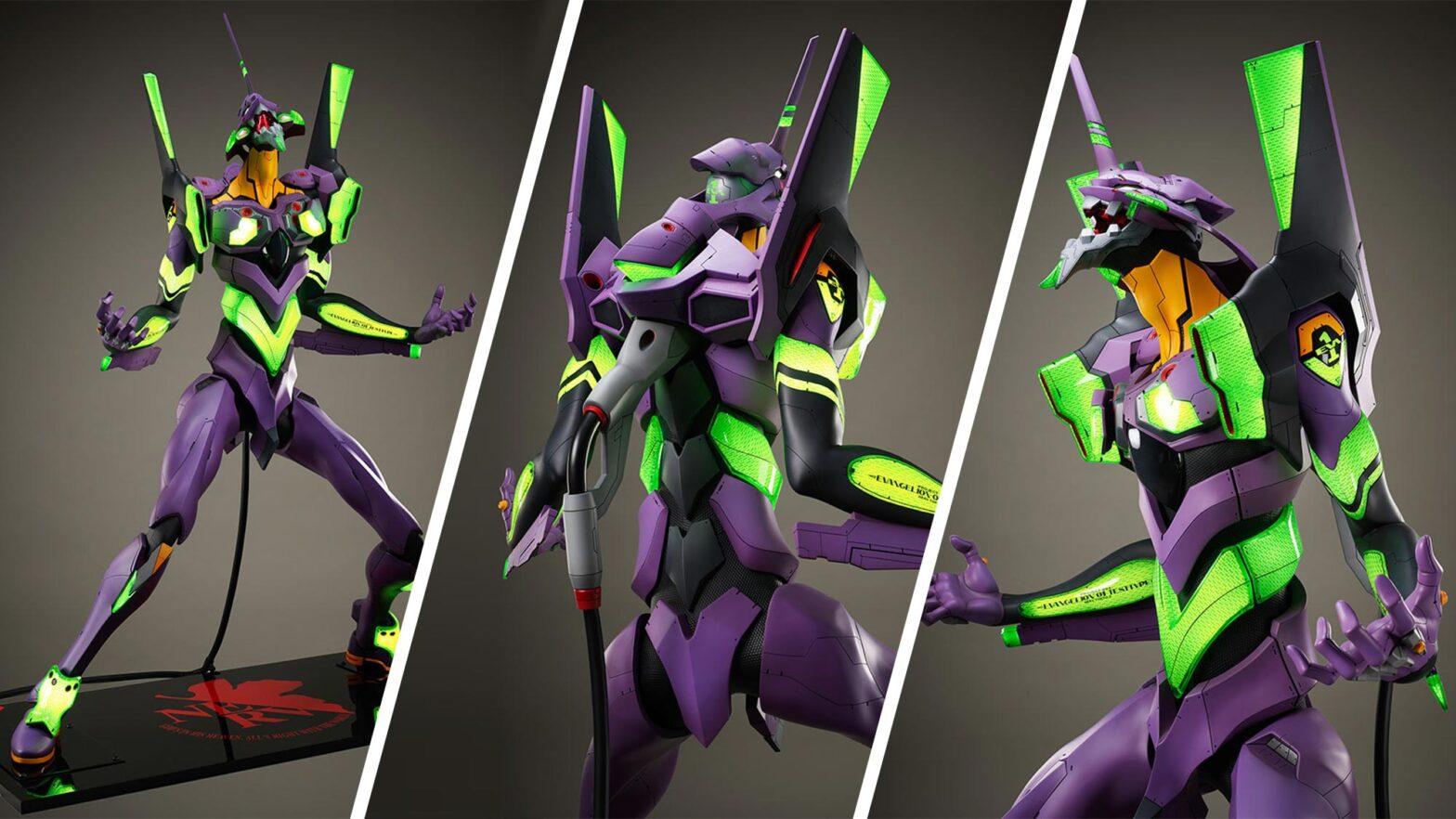 F: NEX x Design Coco Human-size Evangelion Unit 01 Figure