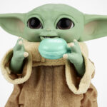 What's Cuter Than Baby Yoda? A Snackin' Grogu, Of Course!