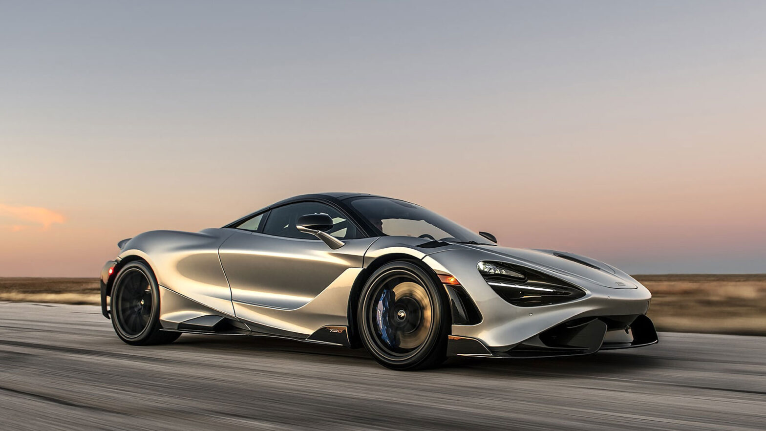 Hennessey HPE1000 for McLaren 765LT Supercar