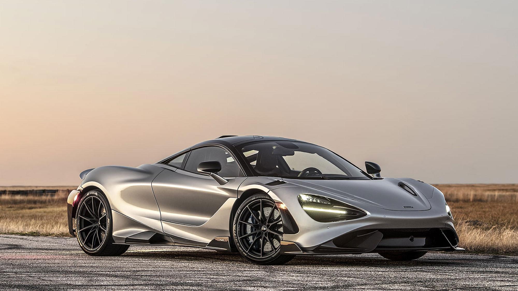 Hennessey HPE1000 Will Boost McLaren 765LT's Power Output To 1,000 Horsepower