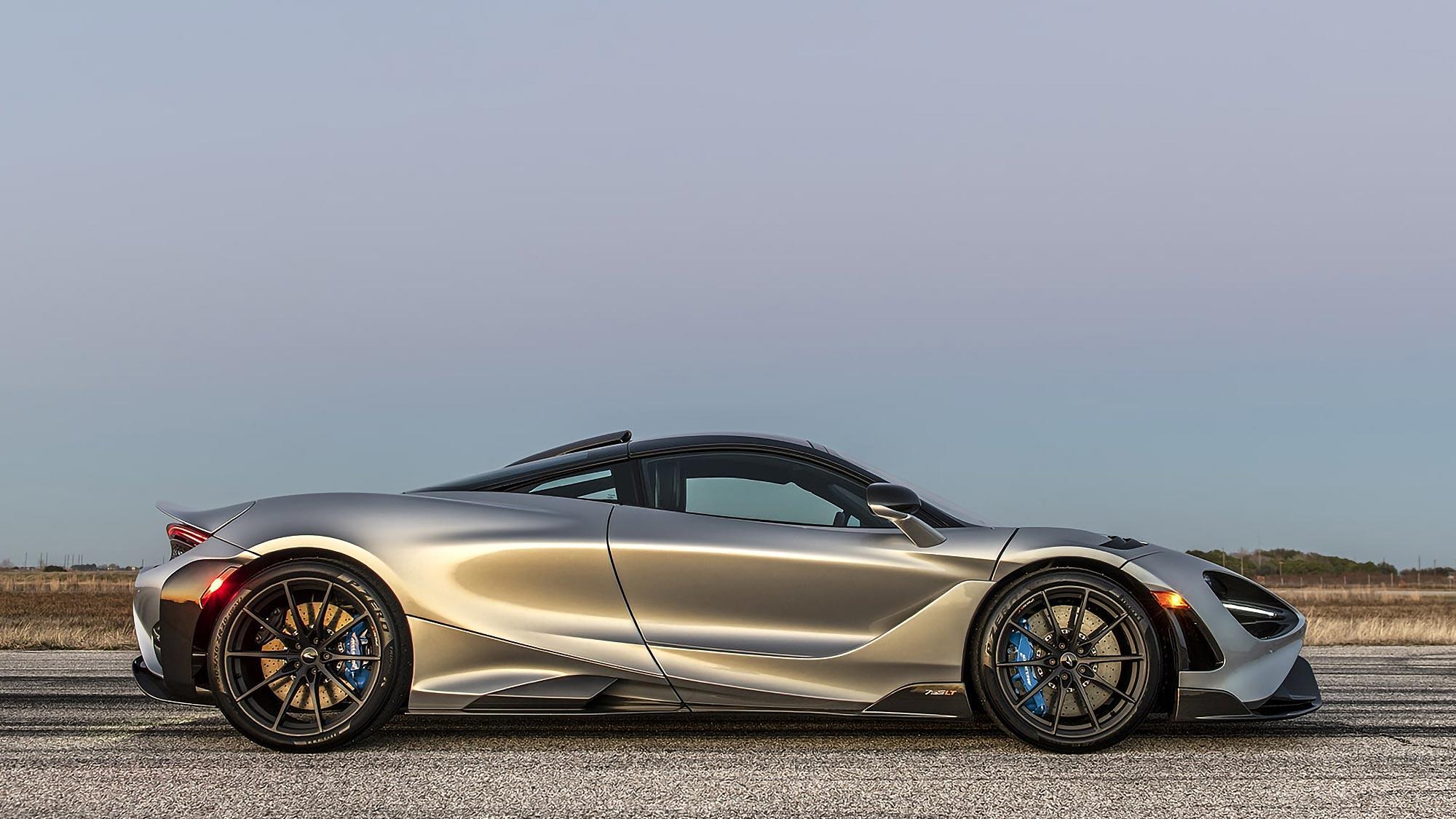 Hennessey HPE1000 for McLaren 765LT Supercar