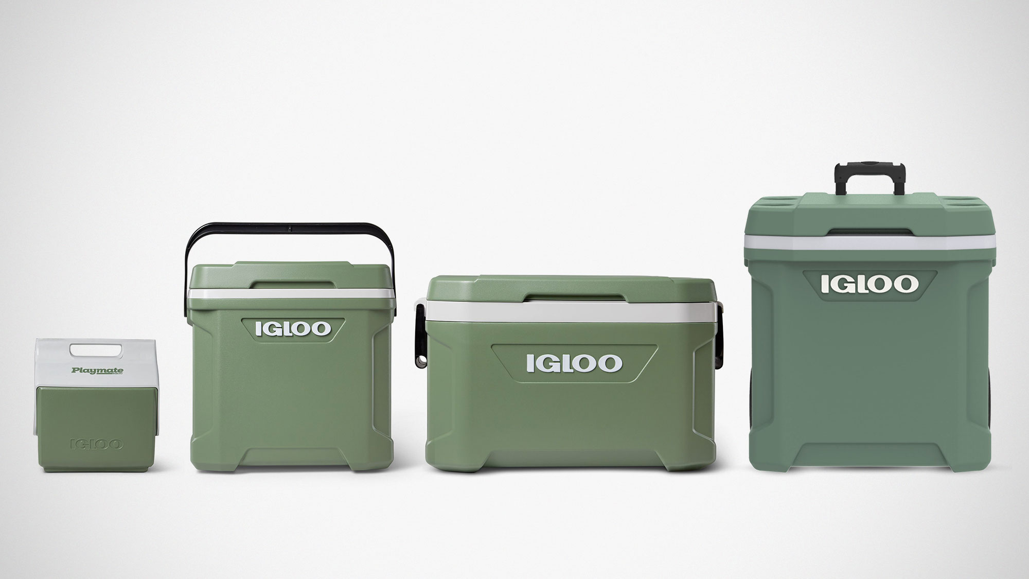 Igloo ECOCOOL Collection of Coolers