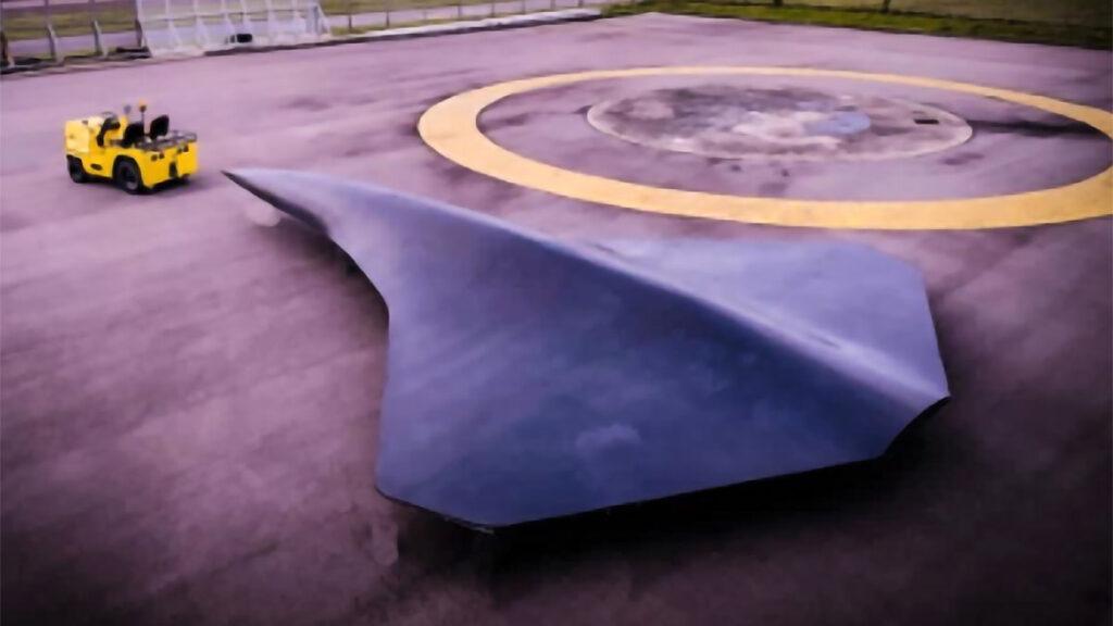 Kelley Aerospace Arrow Supersonic UAV