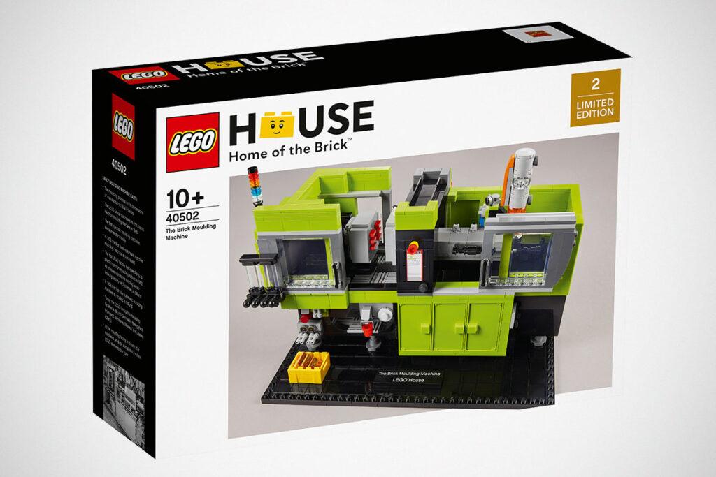 LEGO 40502 The Brick Moulding Machine Set