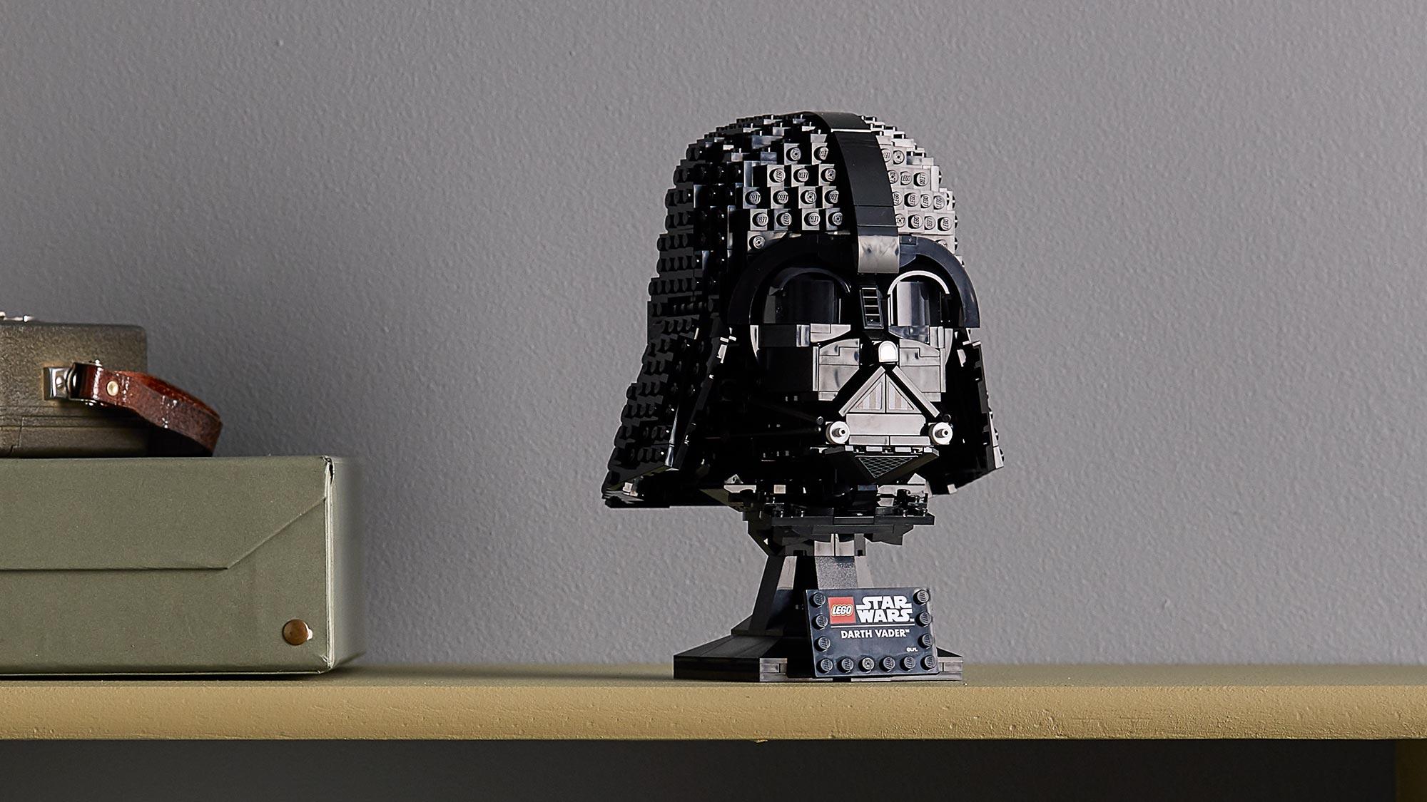 LEGO 75304 Star Wars Darth Vader Helmet