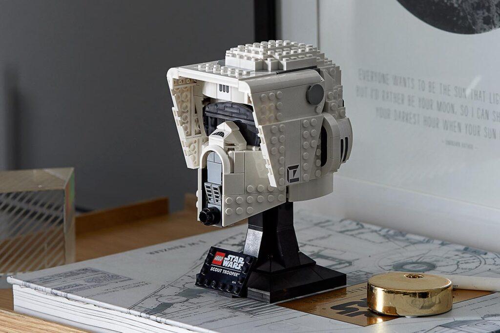 LEGO 75305 Star Wars Scout Trooper Helmet