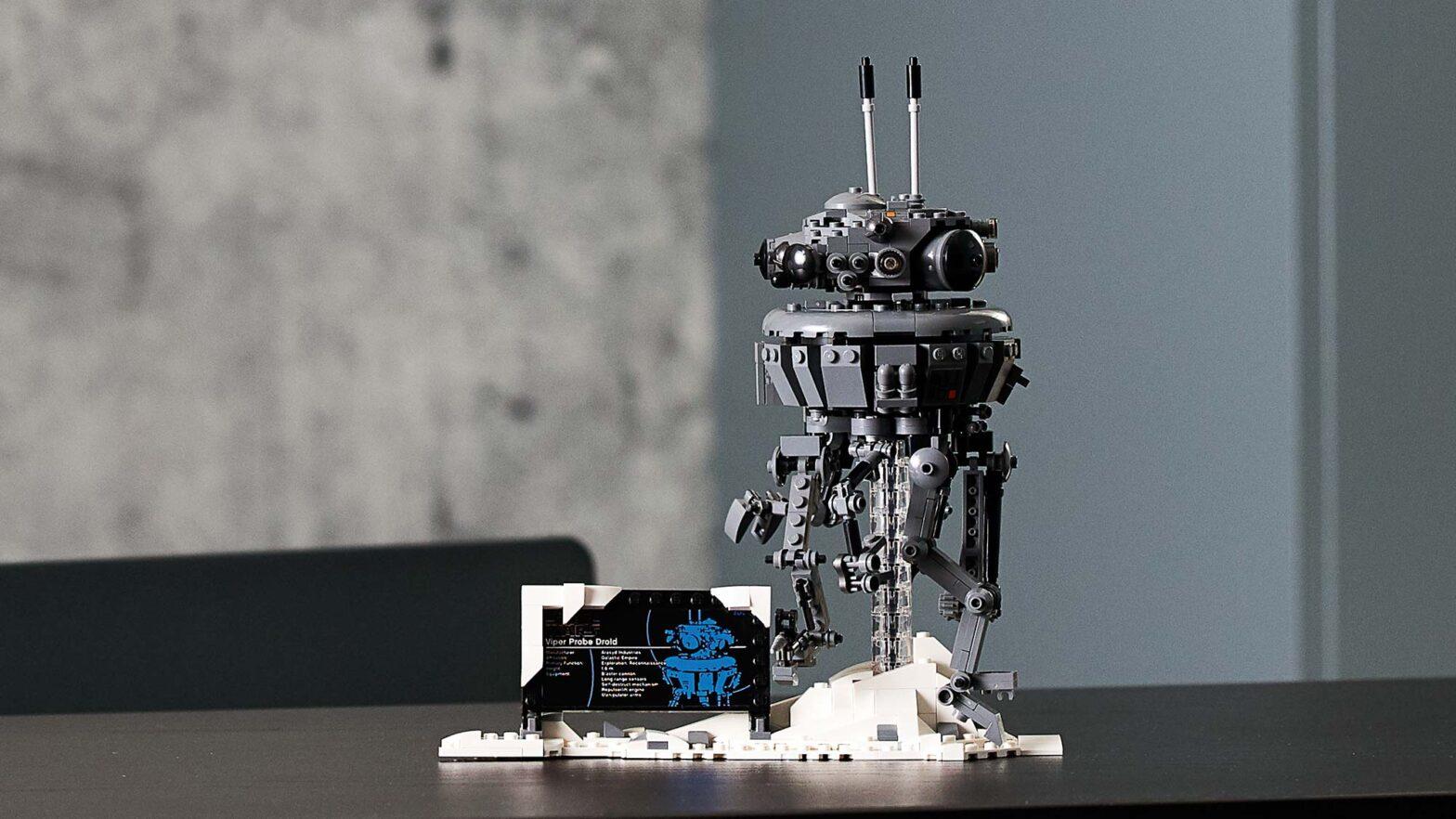 LEGO 75306 Imperial Probe Droid Set
