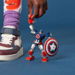 LEGO 76168 <em>Captain America</em> Mech Armor: Cap Finally Gets His Very Own Armored Suit