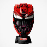 LEGO Will Be Selling A Buildable Head Of Marvel's Supervillain <em>Carnage</em>