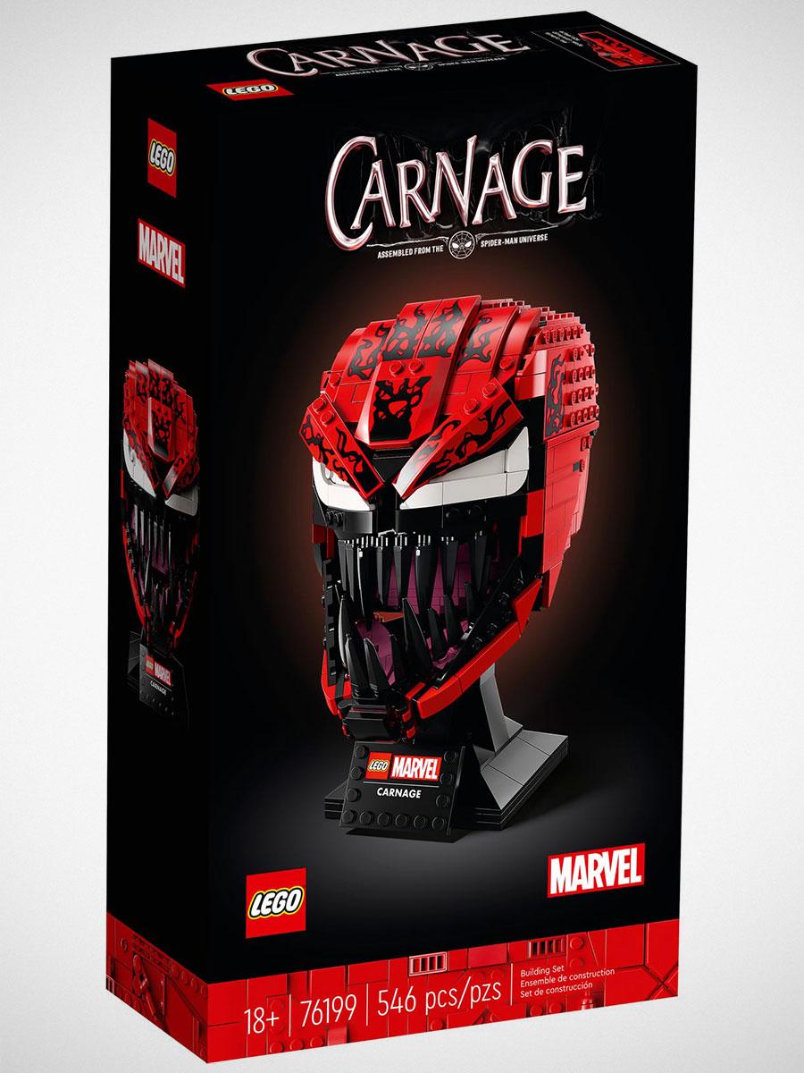 LEGO 76199 Marvel Spider-Man Carnage
