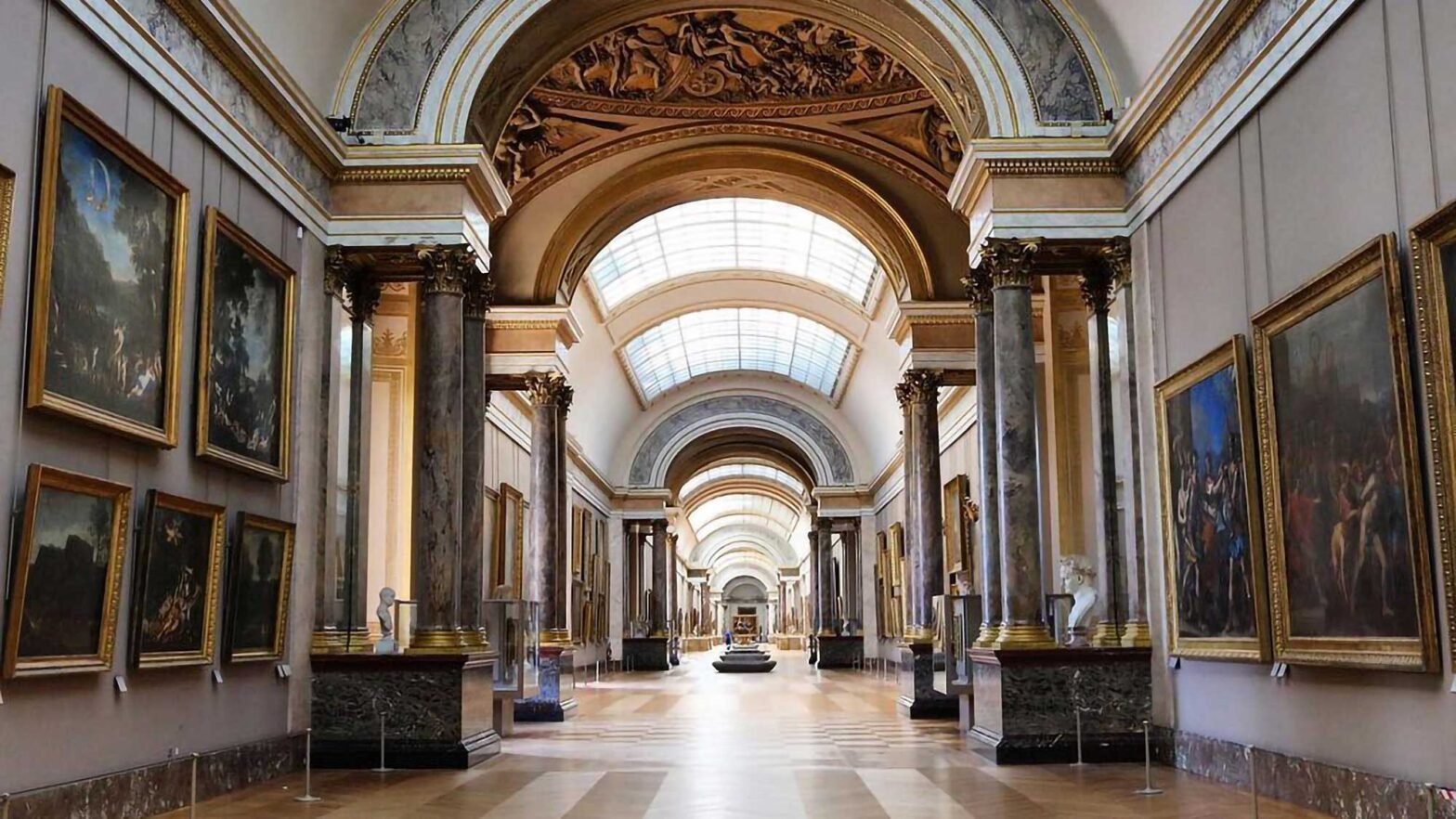 Louvre Museum Art Collection Available Online for Free