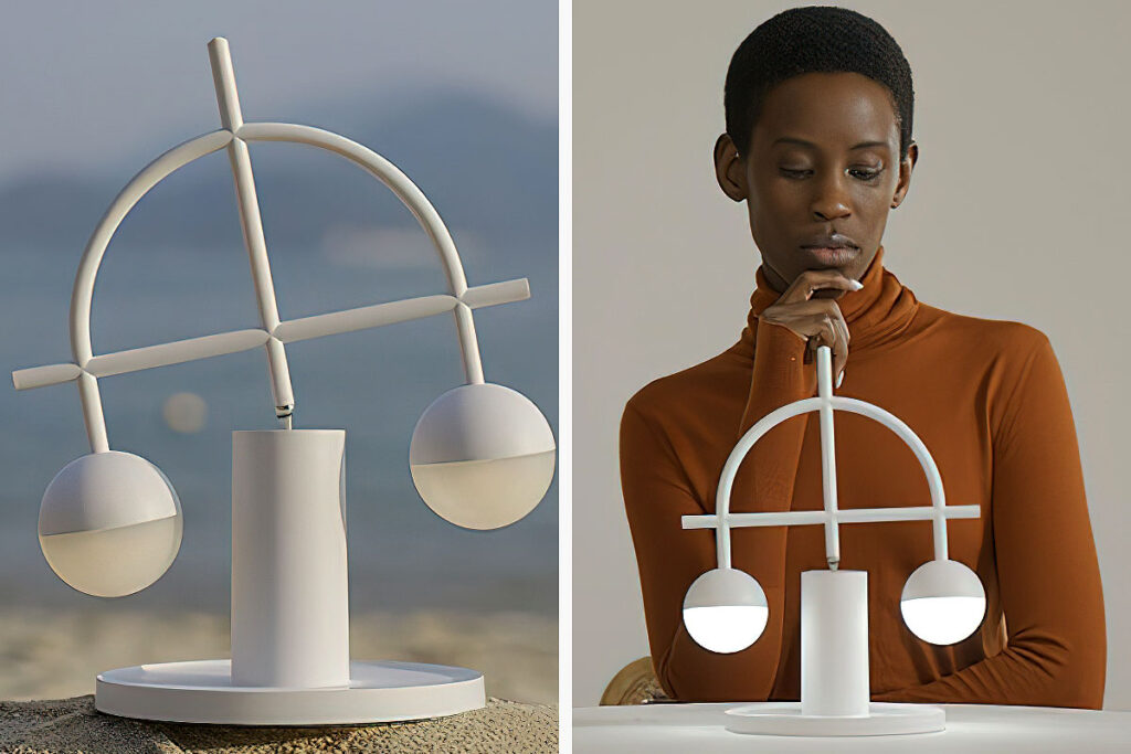 Lybra Balanced Lamp Kickstarter