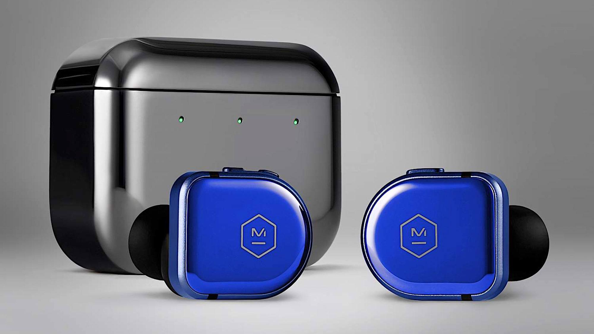 Master & Dynamic MW08 True Wireless Earbuds