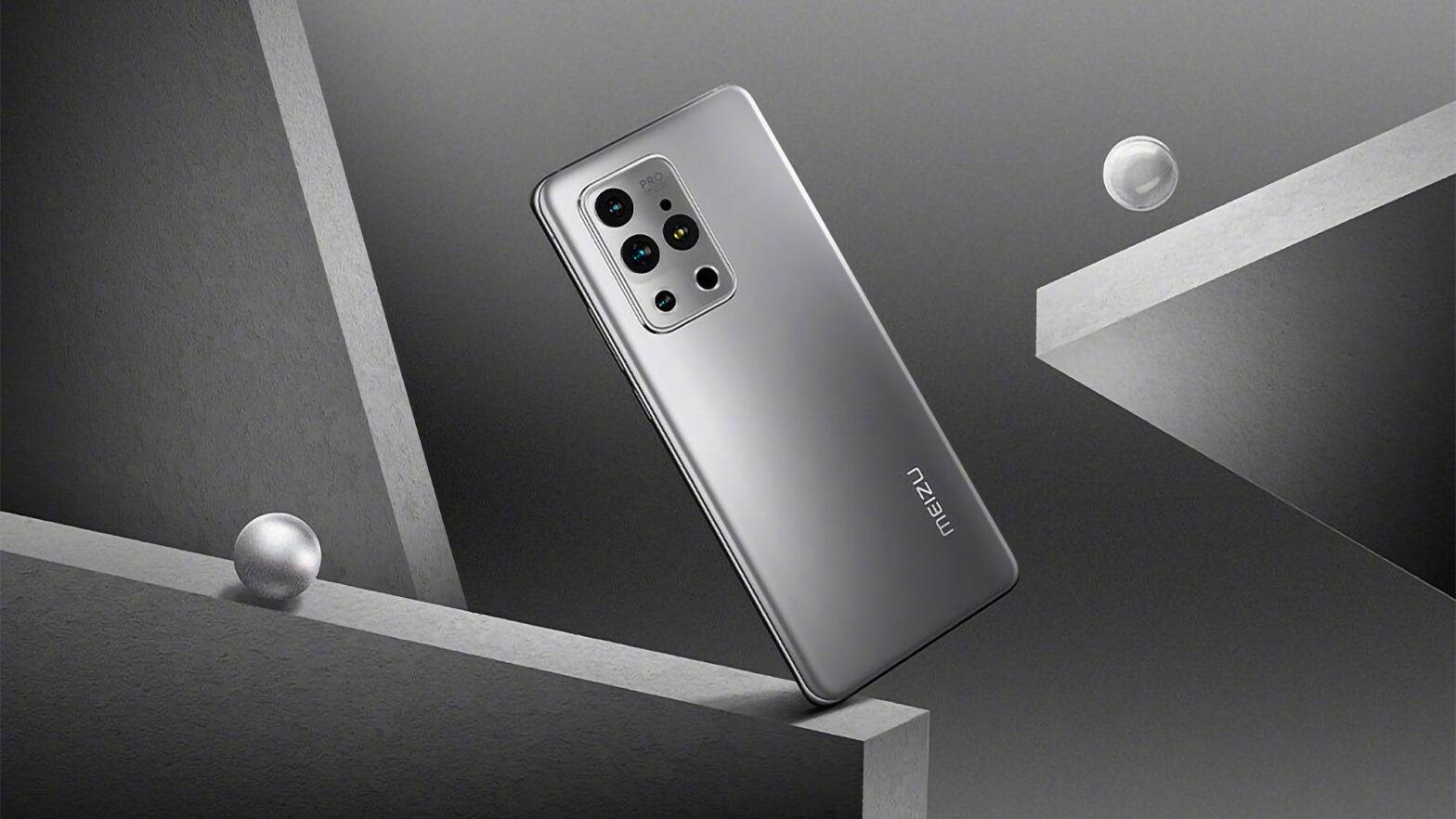 Meizu 18 Series Smartphones