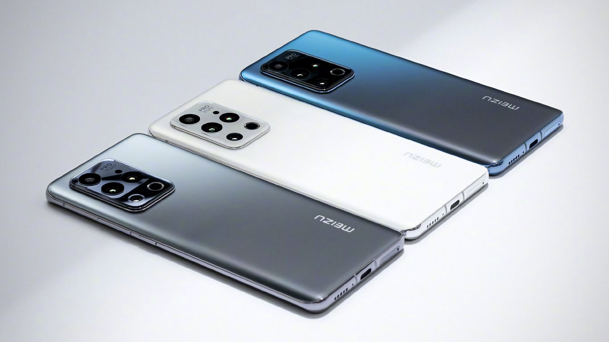 Meizu 18 Pro Smartphone