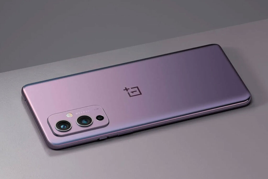 OnePlus 9 Smartphone with Hasselblad Camera for Mobile