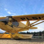 Check Out This Awesome LEGO MOC Of The Classic Piper J3 Cub On LEGO Ideas