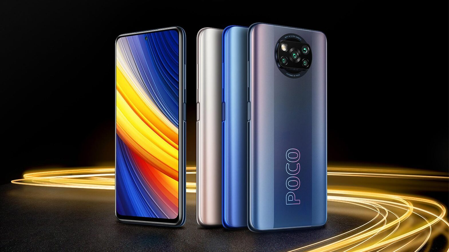 Poco X3 Pro Smartphone