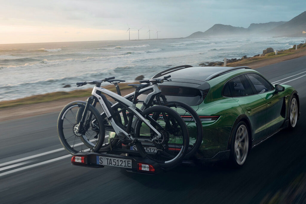 Porsche eBike Sport and eBike Cross Electric Bicycles