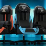 Predator x OSIM Gaming Massage Chair: Massage In Between Gaming Sessions
