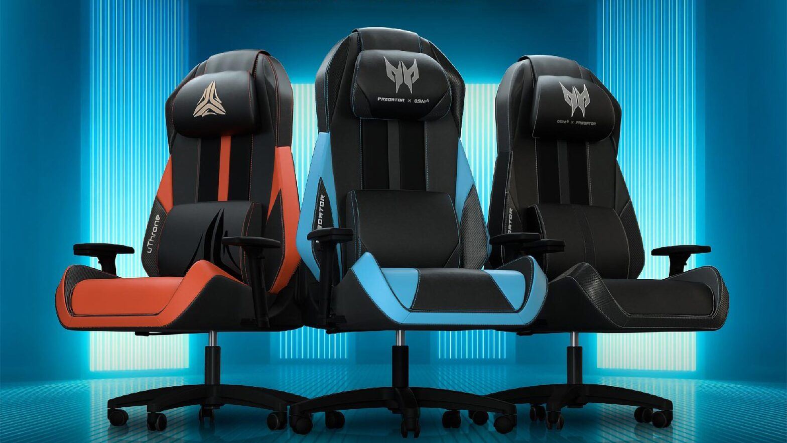 Predator x OSIM Gaming Massage Chair
