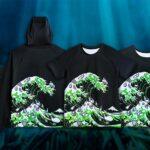 Razer Kanagawa Wave Apparel Collection: #GoGreenWithRazer
