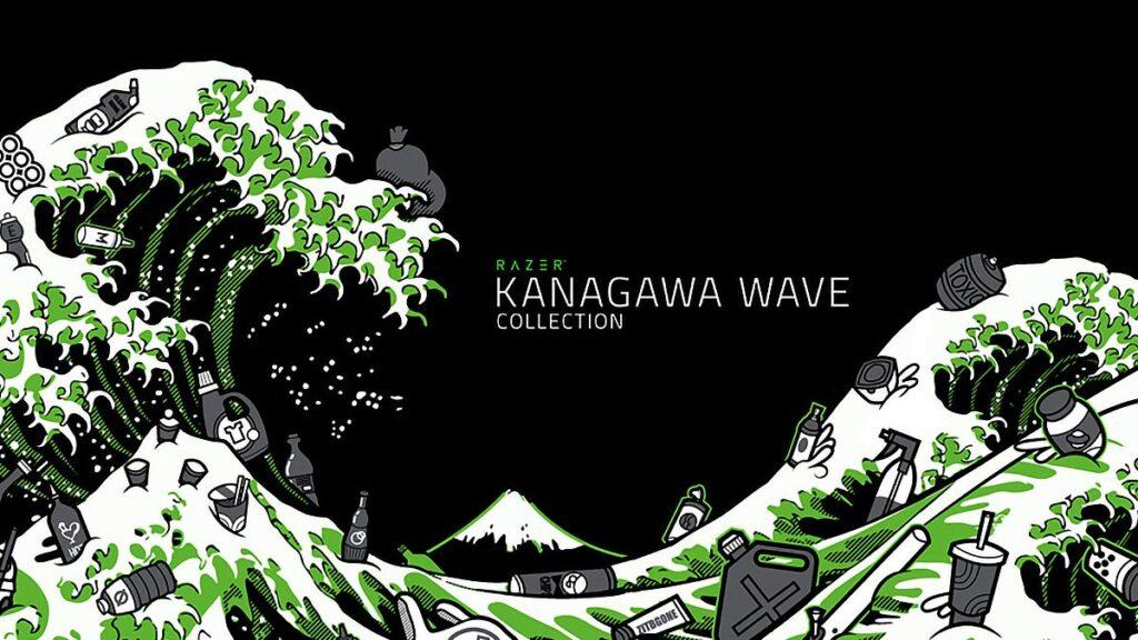 Razer Kanagawa Wave Apparel Collection